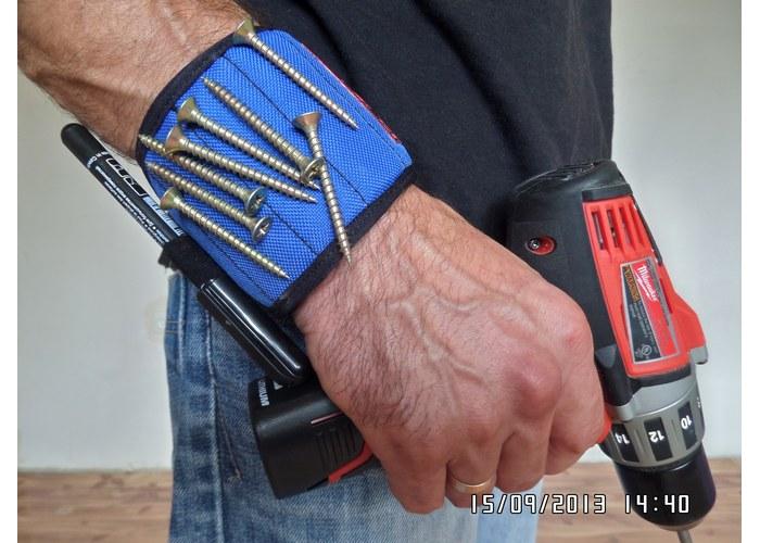 Магнитный браслет на руку своими руками